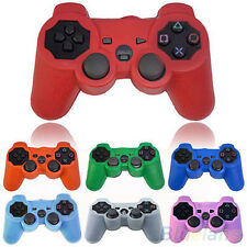 Nuevo Silicona Protector Piel funda para Playstation 3 PS3 Mando Para Juegos