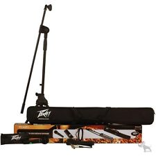 Peavey PV-MSP1 PVi 100 Microphone + Mic Stand With Boom + Gig Bag + XLR Cable