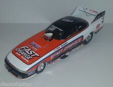 1:24th Scale Action Whit Bazemore 1995 Fast Orange Dodge Funny Car