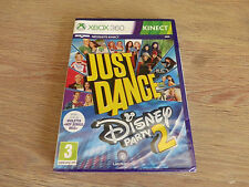 JUST DANCE DISNEY PARTY 2  POUR XBOX 360 KINECT