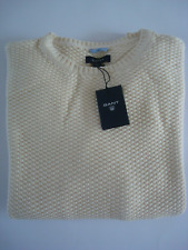 **50% OFF!!** GANT Waffle Knit Jumper / XXL / 100% Cotton / RRP £135 / Gorgeous
