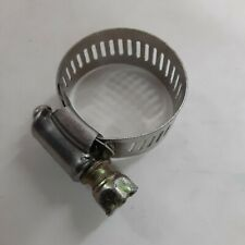 5412 Ideal 10 Pk Of 12 Hose Clamp 58 To 34 Stainless Worm Drive