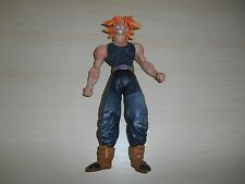 Super Saiyan Future Trunks Dragon Ball Z Movie Collection Jakks Figure 2003 DBZ