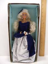 Mattel Barbie Doll Avon Exclusive Winter Velvet First in Series with Box