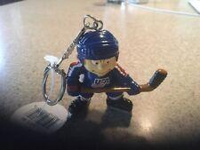 USA  Hockey Player  Keychain