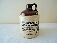 "Vintage Johnnie Creeper Skutch Whisky Jug "" Great Rare Collectible Item """
