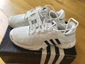 Adidas Barricade 2015 SW19 Edition Men's Tennis Shoes. Size  UK9 . New in Box