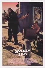 SONNY BOY Movie POSTER 27x40 David Carradine Paul L. Smith Brad Dourif Conrad