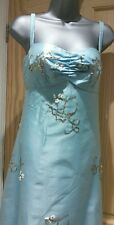 vintage evening dress ( original 1960's,) size 12