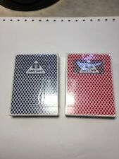 Lady Luck Hotel & Casino Playing Cards Downtown Las Vegas Nv-Set Of 2 Decks