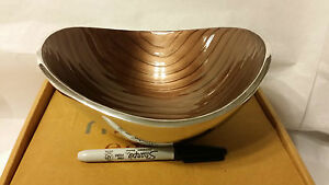 New Other~NAMBE BUTTERFLY BOWL PINON-ship free