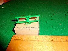 Vintage Plastic Micro Model Kit Albatros D 4  Built Up
