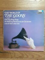 The Goons ‎– The World Of The Goons  SPA 569  Vinyl, LP, Album,