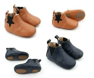 Baby Chelsea Boots, Baby boots, baby booties, BABY moccasins toddler boots Brown