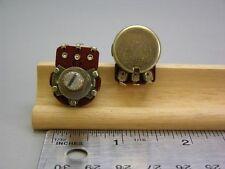 20 Vintage COSMOS VR17 10K .5W Single Potentiometers