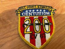 New listing Uss John F Kennedy Cv-67 Patch