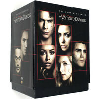 The Vampire Diaries: The Complete Series Season 1-8 38-discs Expedited shipping