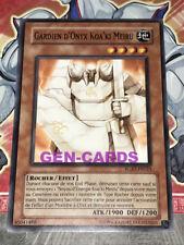 Carte YU GI OH GARDIEN D'ONIX KOA'KI MEIRU RGBT-FR023 x 3