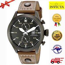 Invicta Men's 18502 I-Force Swiss Quartz Beige Watch