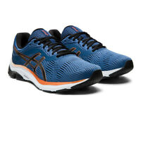 Asics Mens Gel-Pulse 11 Running Shoes Trainers Sneakers - Blue Sports Breathable