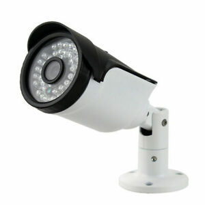 CCTV H.265/264 2MP 2.8MM IP POE Camera Bullet Outdoor Waterproof ONVIF XMEYE