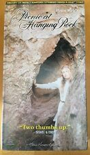 NEW Picnic at Hanging Rock [VHS] Director's Cut