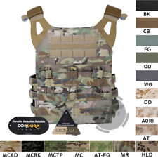 Emerson Tactical Multicam JPC Jumpable Plate Carrier Body Armor Camouflage Vest