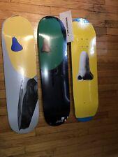 Supreme x John Baldessari Skateboard Decks Set 10' Box Logo Gtx Dunk Off Shark