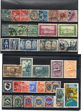+ ALGERIA, ALGERIEN, ALGERIE old and recent used stamps