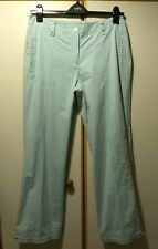 """BNWT NEXT Womens Trousers Regular 31L Size 12 30"""" waist with embroidery"""