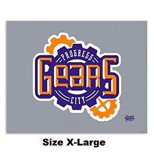 Disney Parks 2016 March Magic Tee WDW Progress City Gears X-Large Shirt New