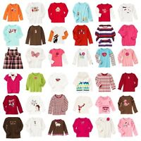 NWT Gymboree Kids Girl Fall/Winter/Spring LS Top Tee Ship fast