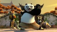 Kung Fu Panda (DVD, 2008) - First film in series with bonus content - Dreamworks