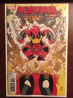 Deadpool the Duck issue #4 1:25 Will Robson Variant NM Marvel Now