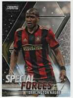 2018 Topps Stadium Club MLS Soccer Special Forces #SF-20 Darlington Nagbe