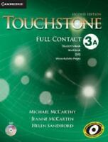 TOUCHSTONE LEVEL 3 FULL CONTACT A 2ND EDITION by Michael McCarthy (2014,...