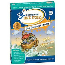 Hooked On Phonics Kit Bible Stories Old Testament Stories