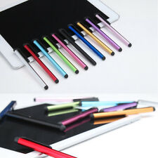Compact Design Touch Screen 10pcs/lot Stylus Pens For IPhone Samsung PC