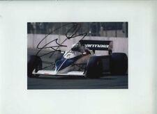 Riccardo Patrese Brabham BT52 USA West Grand Prix 1983 Signed Photograph 3
