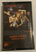 Hanoi Rocks – Oriental Beat Cassette 1985 PVC Records – PVC 8935 NM