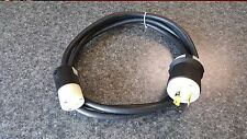 Heavy Duty Power Cable 20AMP, 10 ft.