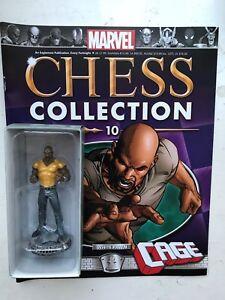 Marvel Chess Collection Numéro 10 Luke Cage Eaglemoss Figurine + Magazine