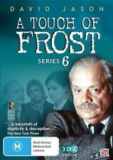 A Touch Of Frost : Series 6 (DVD, 2009, 3-Disc Set)