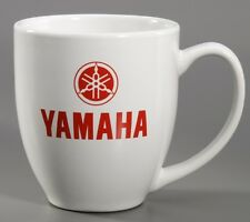 Yamaha WaveRunner Outboard Racing MX Bistro Coffee Mug WHITE15oz NEW