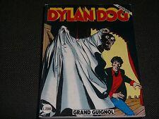 """DYLAN DOG N.31 - GRAN GUIGNOL - I° RISTAMPA """"N"""""""