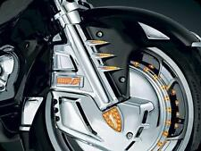 Goldwing GL1800 Chrome LED Fork Tower Accents K7445
