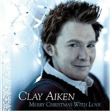 Audio CD - Merry Christmas with Love by Clay Aiken - O Holy Night - Silent Night