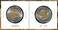 Canada 2007 Specimen Gem UNC Toonie!!