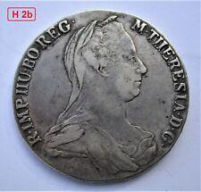 Maria Theresia Theresa Theresien Taler thaler 1780 A.H. - G.S., H 2b, Karlsburg