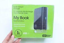 WESTERN DIGITAL MY BOOK ESSENTIAL EDITION EXTERNAL HARD DRIVE 1TB USB 2.0